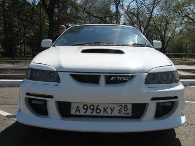 Toyota Caldina, 1997