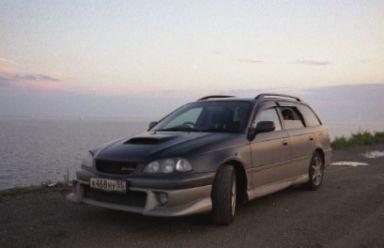 Toyota Caldina 1997 отзыв автора | Дата публикации 30.06.2004.