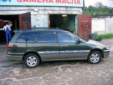 Toyota Caldina 1997 отзыв автора | Дата публикации 05.07.2004.