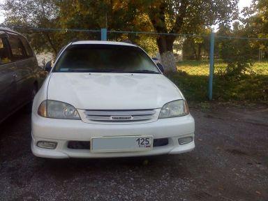 Toyota Caldina 2001 отзыв автора | Дата публикации 05.02.2012.