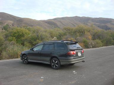 Toyota Caldina 1997 отзыв автора | Дата публикации 01.04.2012.