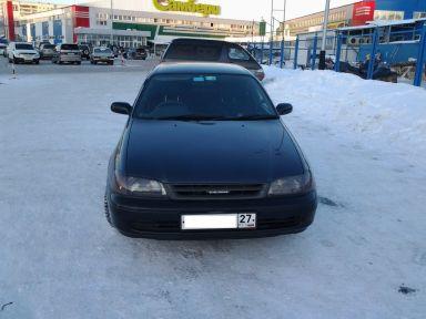 Toyota Caldina 2001 отзыв автора | Дата публикации 05.05.2012.