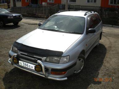 Toyota Caldina 1996 отзыв автора | Дата публикации 14.06.2012.