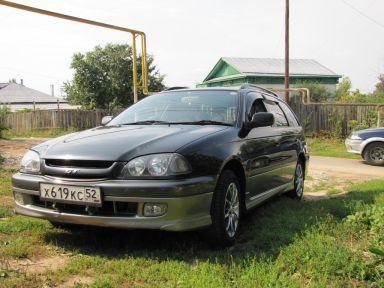 Toyota Caldina 1998 отзыв автора | Дата публикации 13.08.2012.