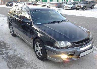 Toyota Caldina 1998 отзыв автора | Дата публикации 28.08.2012.