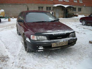 Toyota Caldina 1994 отзыв автора | Дата публикации 19.02.2013.
