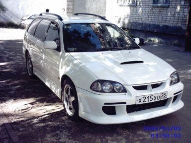 Toyota Caldina 1999 отзыв автора | Дата публикации 20.04.2005.