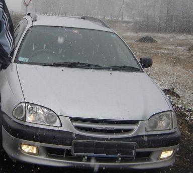Toyota Caldina 1997 отзыв автора | Дата публикации 14.06.2005.