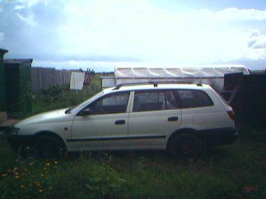 Toyota Caldina 1997 отзыв автора | Дата публикации 28.07.2005.
