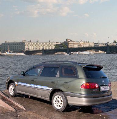 Toyota Caldina 1997 отзыв автора | Дата публикации 03.08.2005.