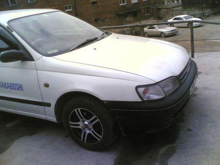 Toyota Caldina 1995 - отзыв владельца