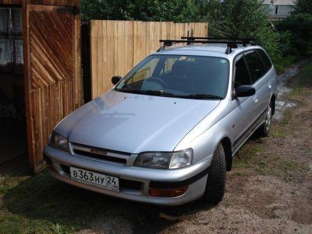 Toyota Caldina 1997 - отзыв владельца