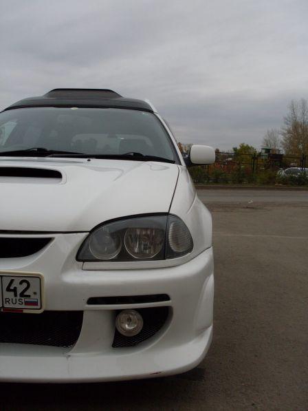 Toyota Caldina 2009 - отзыв владельца