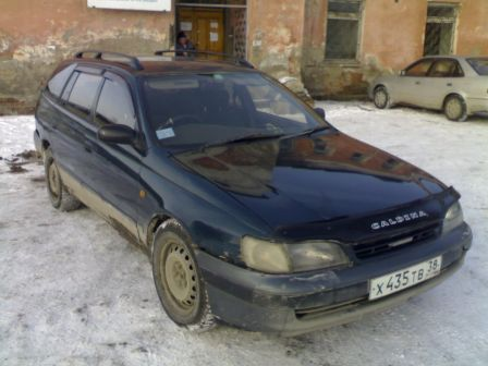 Toyota Caldina 1994 - отзыв владельца