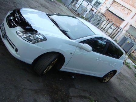 Toyota Caldina 2006 - отзыв владельца