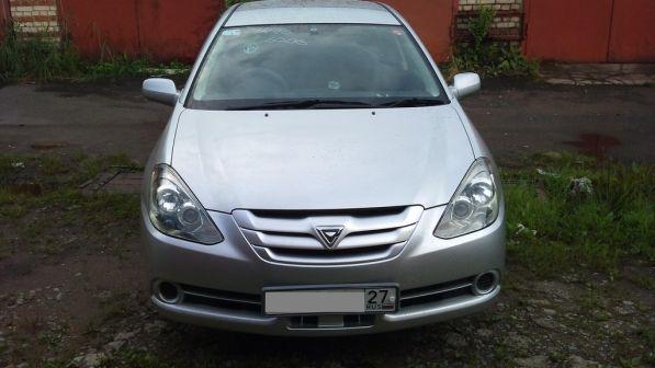 Toyota Caldina 2007 - отзыв владельца
