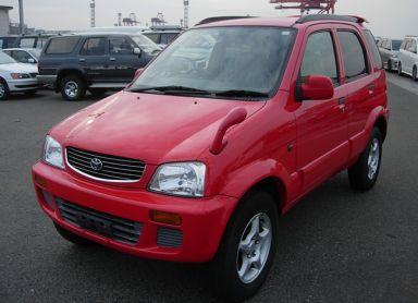Toyota Cami 1999 отзыв автора | Дата публикации 22.02.2006.