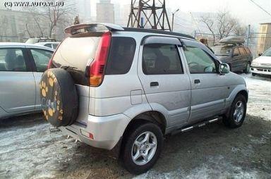 Toyota Cami, 1999