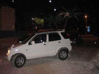 Toyota Cami 2000 отзыв автора | Дата публикации 06.02.2009.