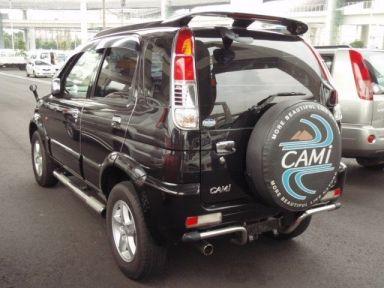 Toyota Cami 2002 отзыв автора | Дата публикации 13.11.2009.