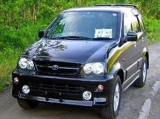 Toyota Cami 2001 отзыв автора | Дата публикации 15.04.2010.