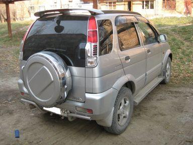 Toyota Cami 1999 отзыв автора | Дата публикации 29.10.2010.