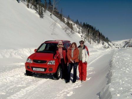 Toyota Cami 2000 - отзыв владельца
