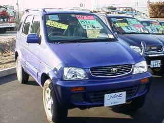 Toyota Cami 1999 - отзыв владельца