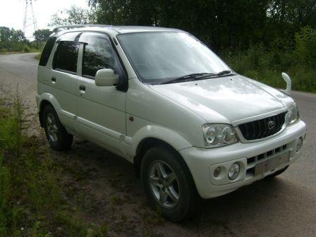 Toyota Cami 2001 - отзыв владельца