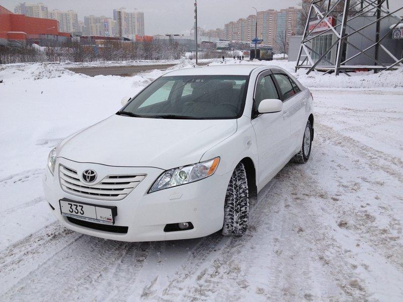 Toyota Camry v40 отзывы #10