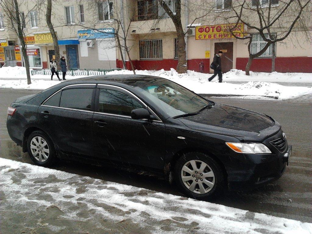 тойота камри 2011 года цена по россии