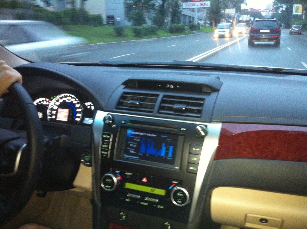 Отзывы владельцев Toyota Camry (Тойота Камри) с ФОТО