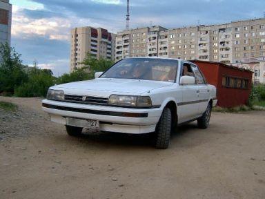 Toyota Camry, 1990