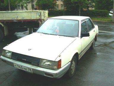 Toyota Camry, 1985