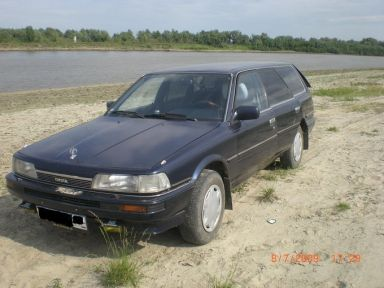 Toyota Camry 1988 отзыв автора | Дата публикации 07.11.2009.