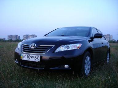 Toyota Camry 2009 отзыв автора   Дата публикации 08.11.2009.