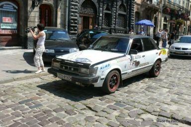 Toyota Camry, 1981