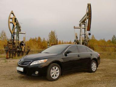 Toyota Camry 2010 отзыв автора | Дата публикации 24.09.2010.