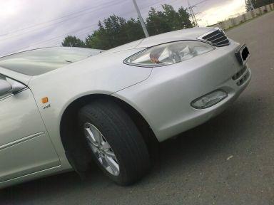 Toyota Camry 2002 отзыв автора | Дата публикации 23.06.2012.