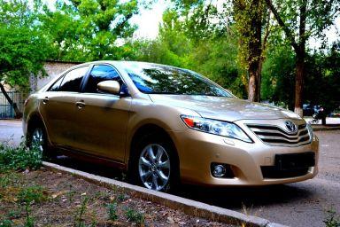 Toyota Camry 2009 отзыв автора | Дата публикации 11.10.2012.