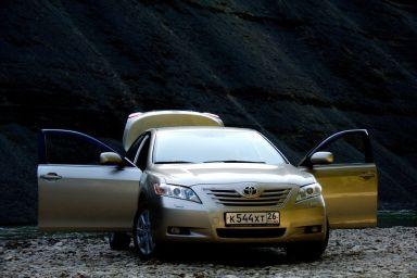 Toyota Camry, 2007