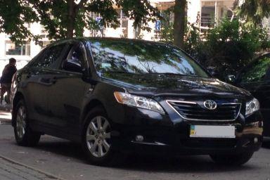Toyota Camry 2009 отзыв автора | Дата публикации 25.10.2012.