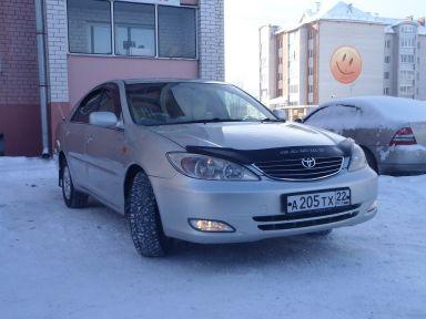 Toyota Camry 2002 отзыв автора | Дата публикации 08.12.2012.