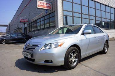 Toyota Camry 2006 отзыв автора | Дата публикации 14.12.2012.