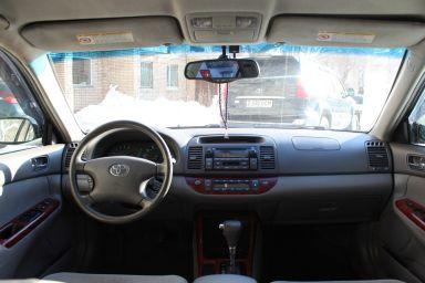 Toyota Camry 2002 отзыв автора | Дата публикации 09.01.2013.