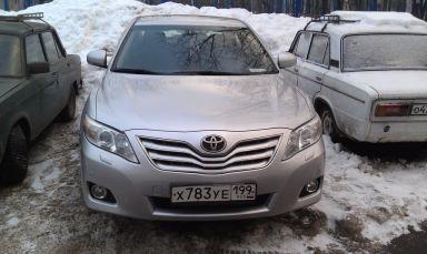 Toyota Camry 2009 отзыв автора | Дата публикации 11.03.2013.