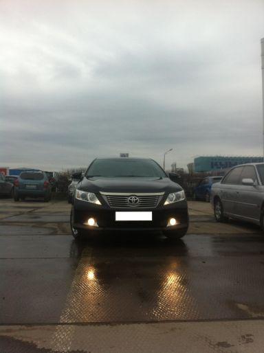 Toyota Camry, 2013