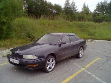 Toyota Camry 1994 отзыв автора | Дата публикации 01.06.2013.