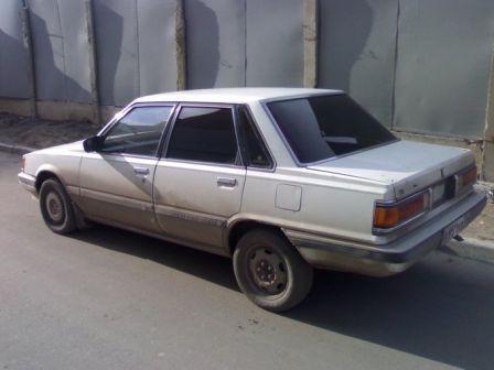Toyota Camry 1986 - отзыв владельца