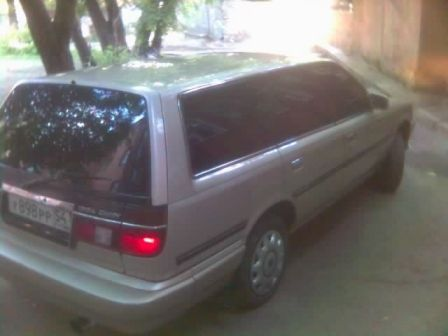 Toyota Camry 1987 - отзыв владельца